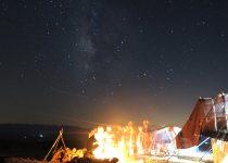 #15 遊牧地の夜は寒い。1日の寒暖差30℃。<br>なんてこった。
