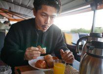 #8 マラケシュで朝食を