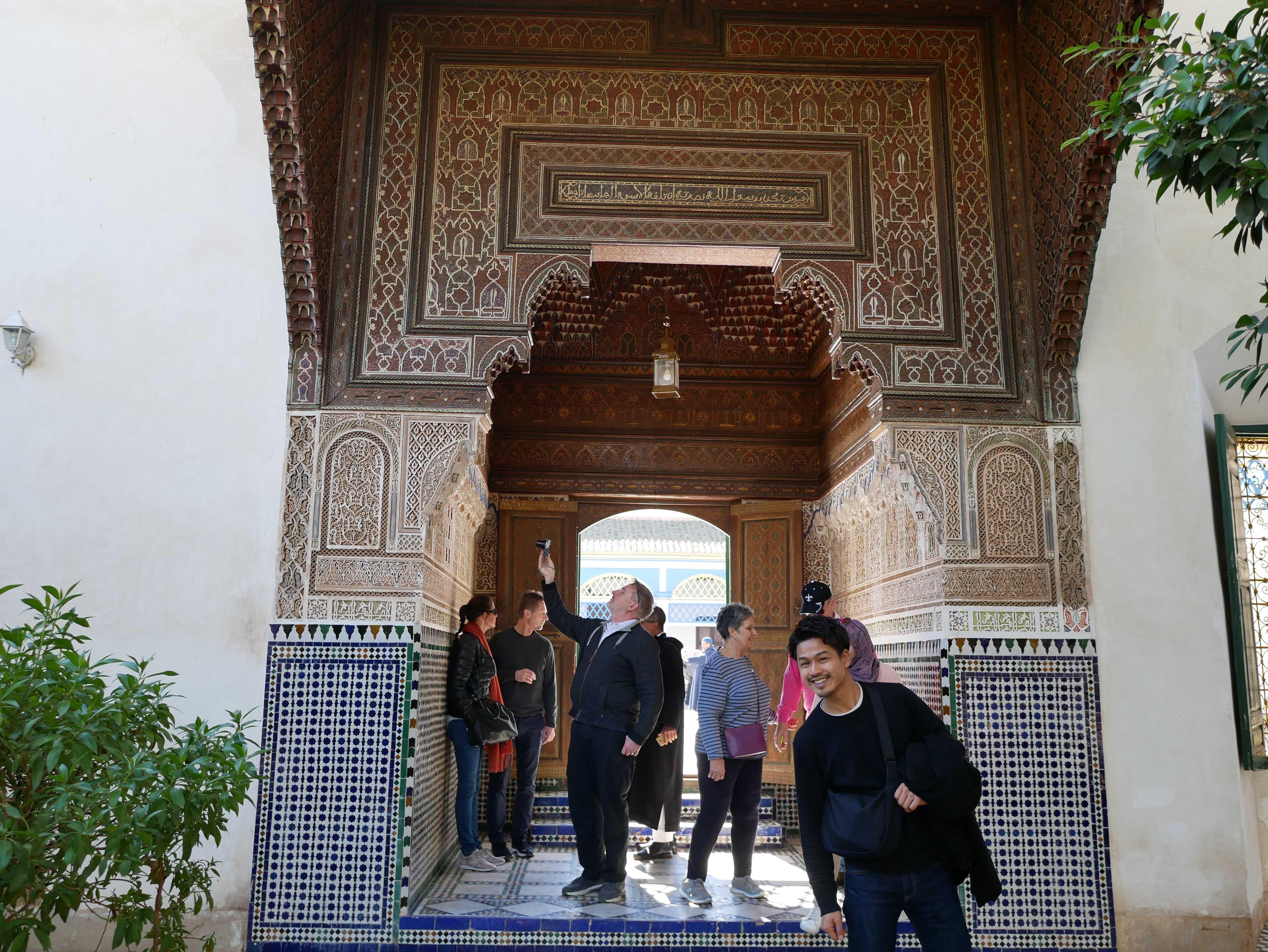 #12 バヒア宮殿は迷路!?