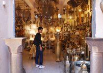 #14 スークに行く前に伝統工芸館で・・