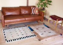 絨毯のうんちく〜サイズ感と呼び名の話〜