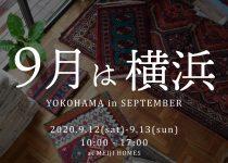 トライバルラグ・ベニワレン ・ギャッベ・キリム展!横浜青葉区で開催!